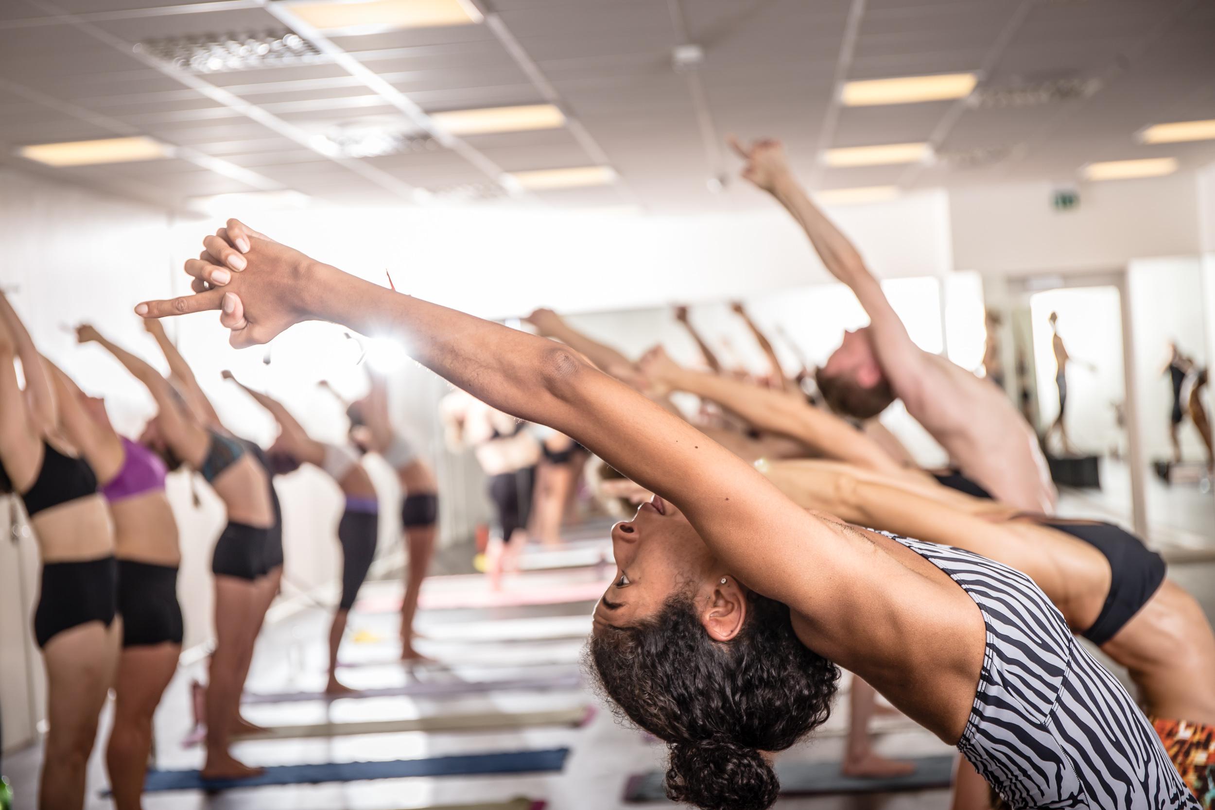 bikram yoga sthlm