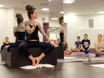 Workshops med Gianna Purcell